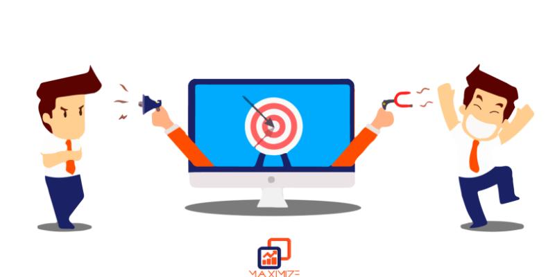 Você sabe a diferença entre Outbound Marketing e o Inbound Marketing?