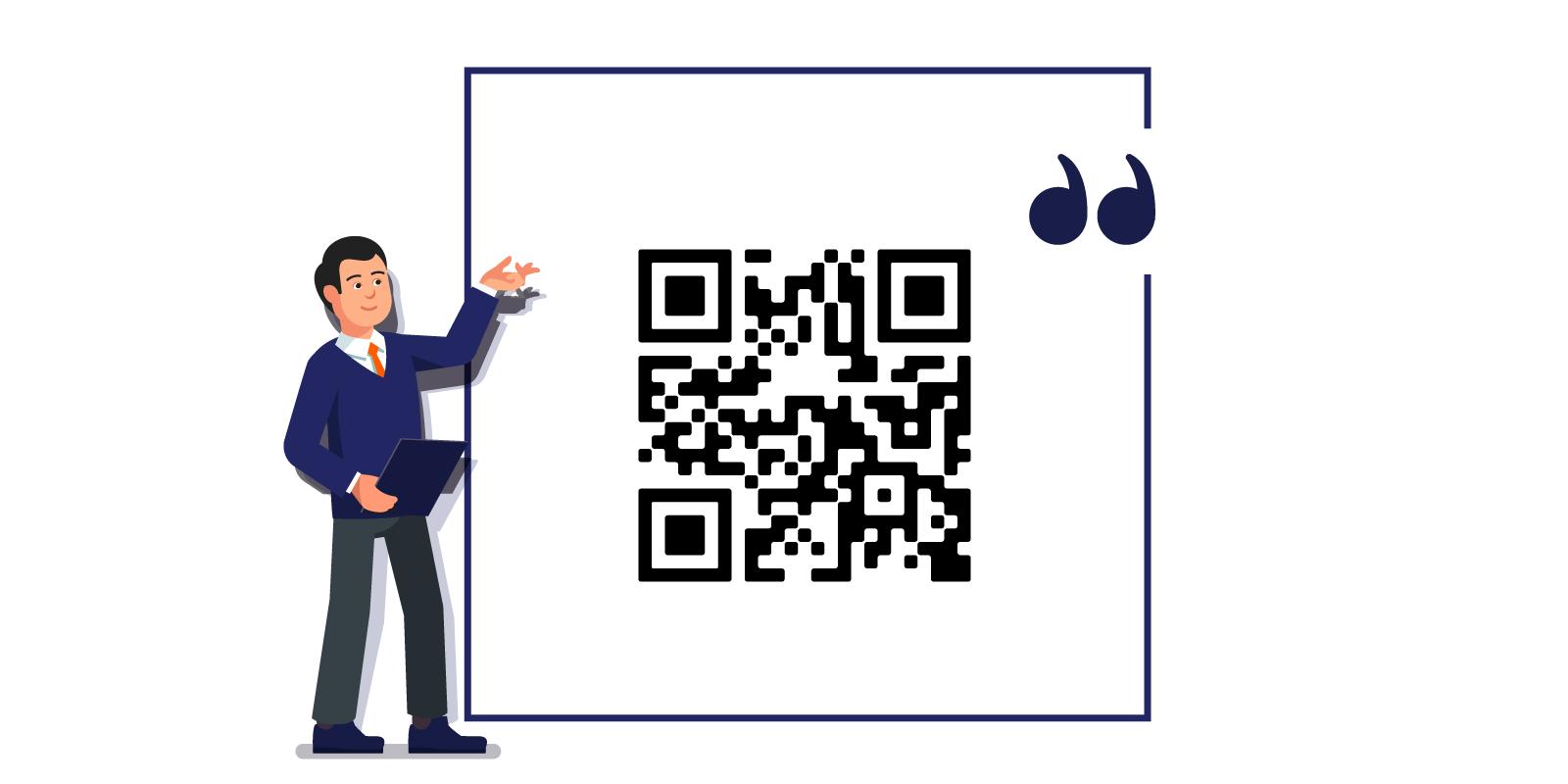 Você conhece o QR code?